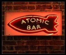 Atomic Bar Neon Sign